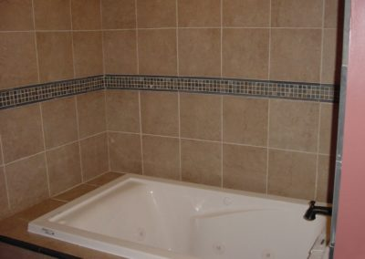 Bathtub and Tile Installation